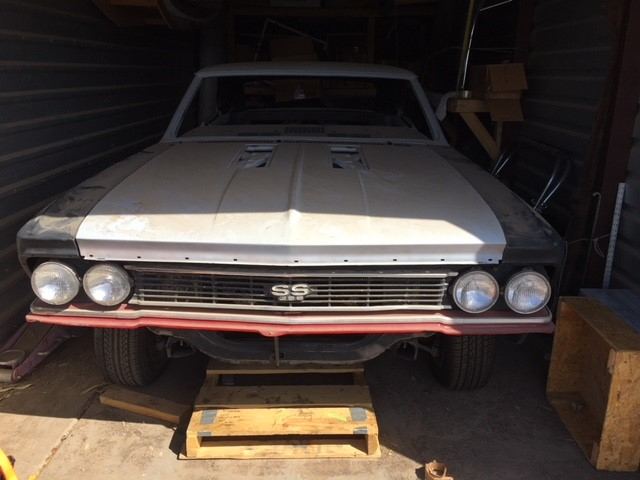 Name:  Chevelle in storage.jpg