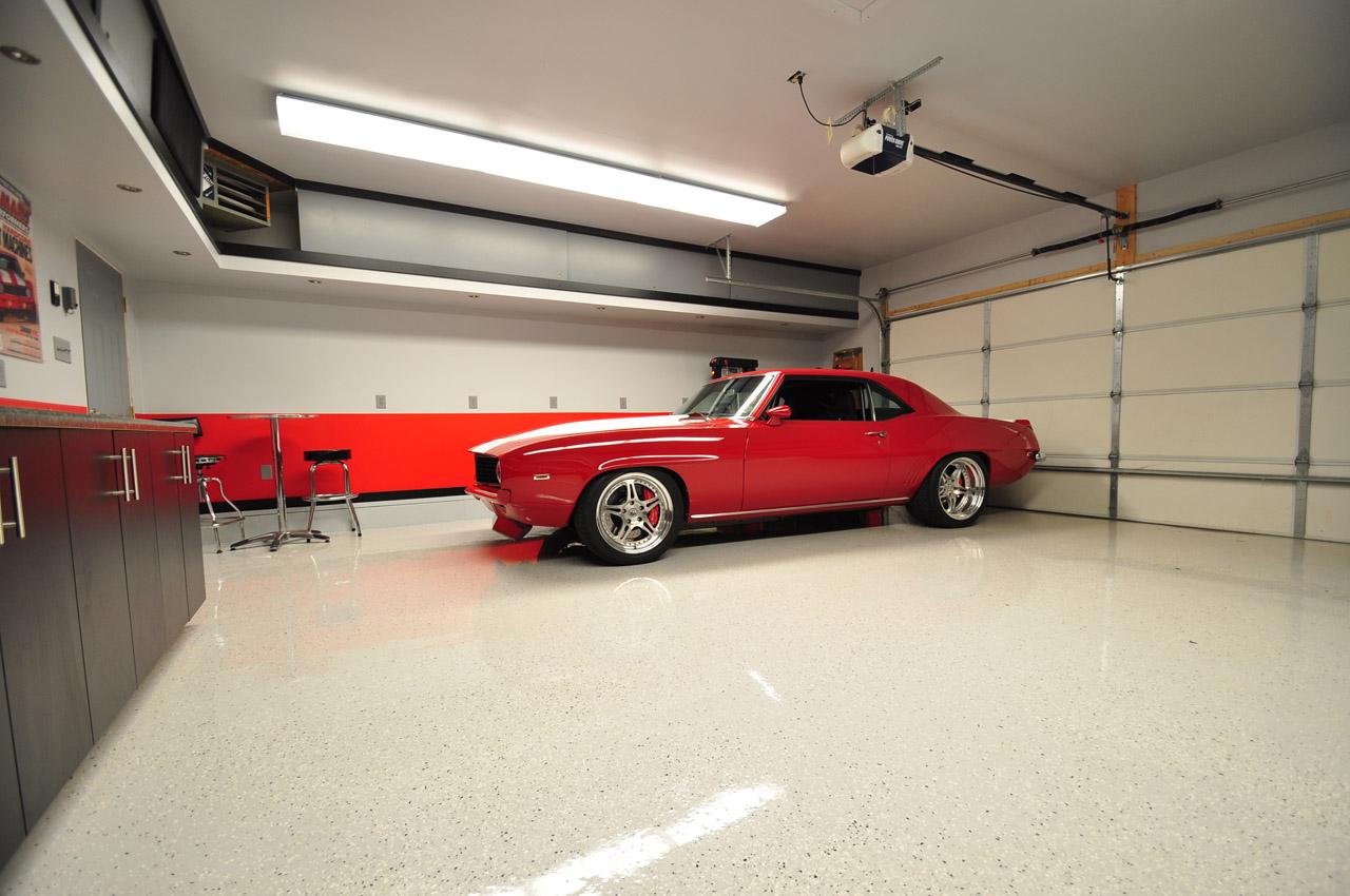 Garage Pictures Ideas