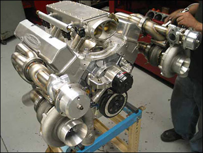 434 sb twin turbo engine - VelocidadMaxima com
