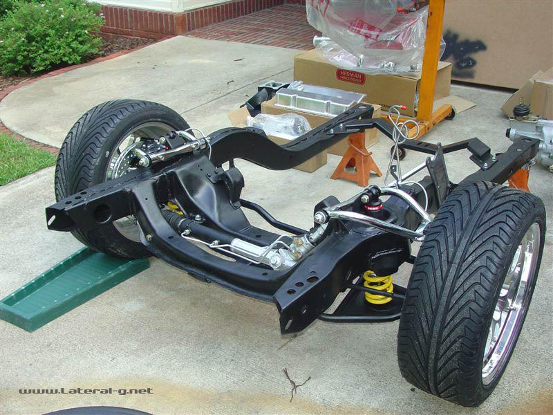 Rack and pinion - Team Camaro Tech