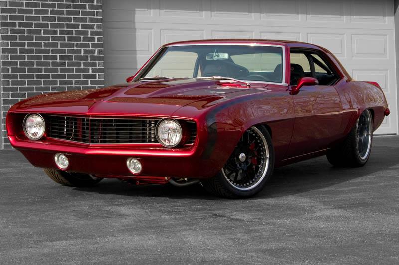 Jeff Hanson's 1969 Camaro