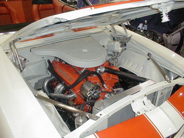Lateral G Net Jeff Trush S Pro Touring 69 Pace Car