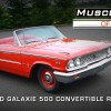 1963 Dual Quad 427 Ford Galaxie Convertible