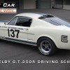 1965 Shelby GT350R Racing School Car