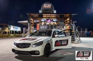 2013 OPTIMA Invitational_Pace Car_Randy Pobst