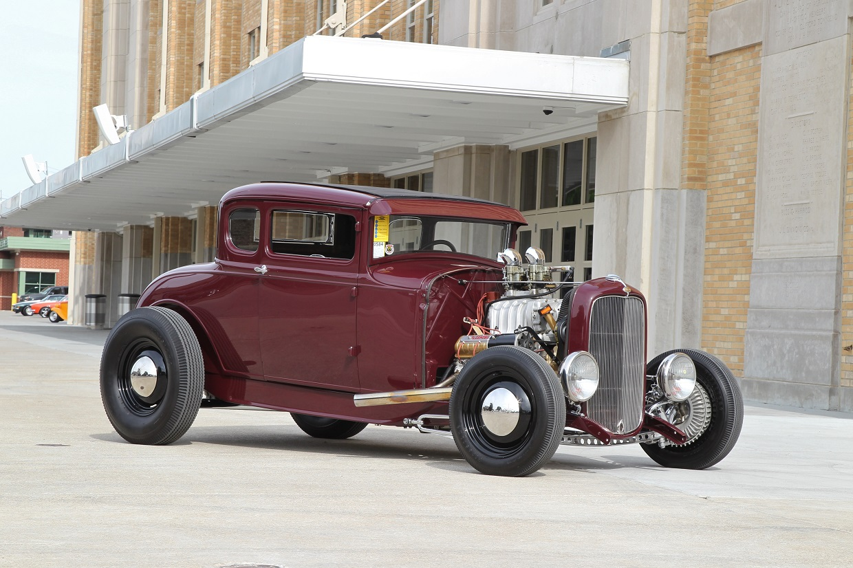 Supercharged Model A wins Goodguys 2014 Tank\'s Hot Rod of the Year ...
