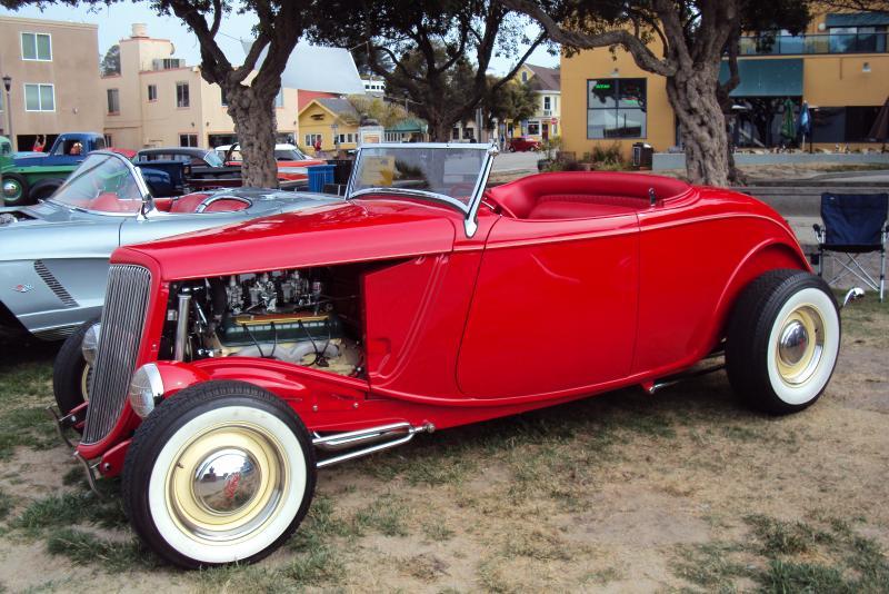 Capitola Car Show June