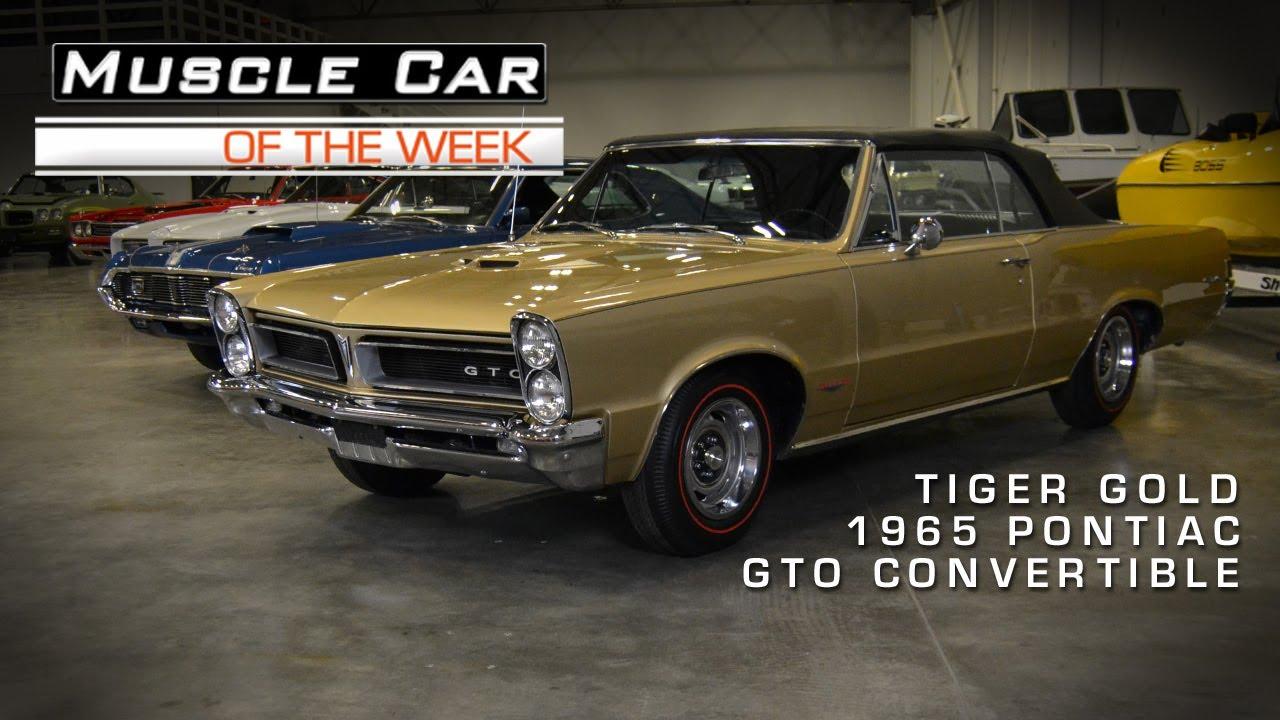 Pontiac Gto 2014 >> 1965 Pontiac GTO Convertible