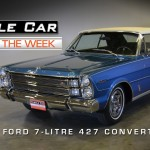 1966 Ford 7-Liter 427 4-Speed Convertible