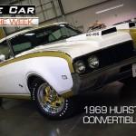 1969 Hurst Olds Cutlass Convertible
