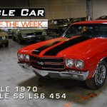 1970 Chevelle SS LS-6 with 34 Original Miles!