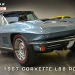 67 Corvette L88 Roadster