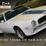 70 1/2 Pontiac Trans Am Ram Air IV