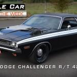 71 Dodge Challenger RT 426 Hemi