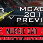 2014 Muscle Car And Corvette Nationals Preview Video V8TV