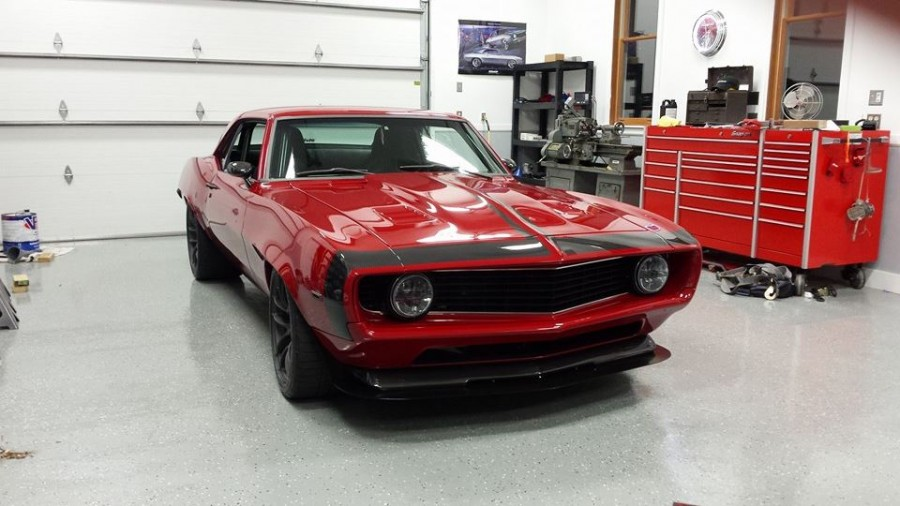"""Miller Multimatic 215 >> Mark Stielows latest 69 Camaro project """"Hellfire"""" - Page ..."""