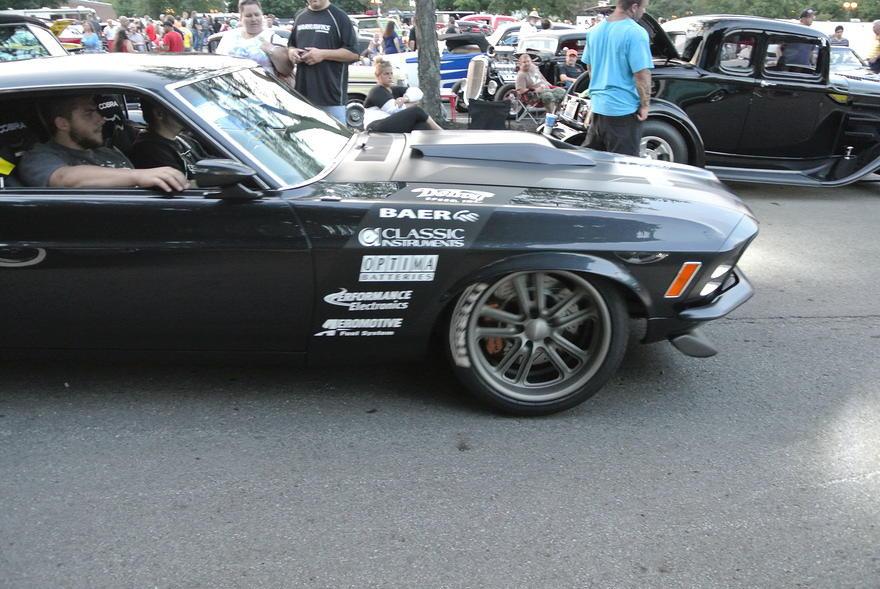 Car Racing Columbus Ohio