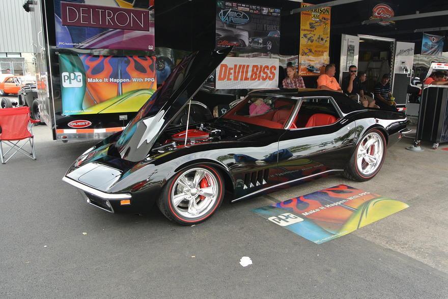 Lebanon Indiana Car Show