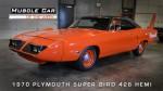 '70 Hemi Superbird Getaway Car
