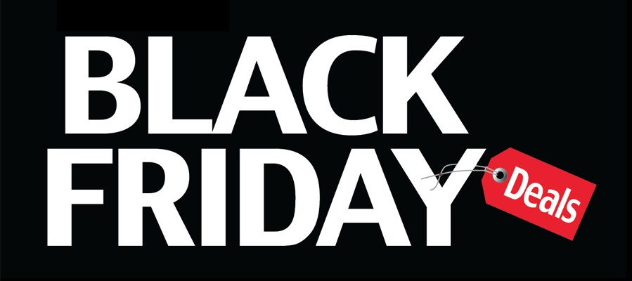Black Friday And Cyber Monday Sales!