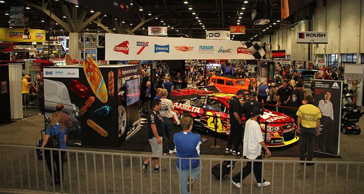 Sema 2014: Big Crowds, Great Cars, and Good Friends