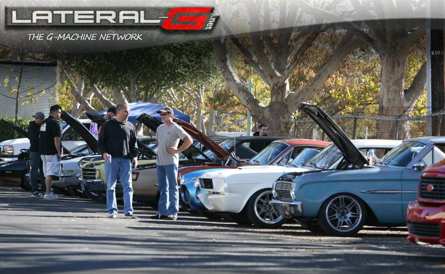 Good Guys Car Show Pleasanton November