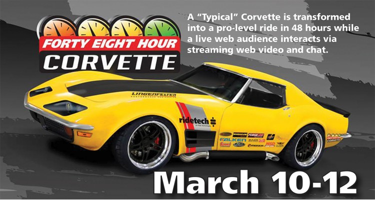 The 48-Hour Corvette – Preview!