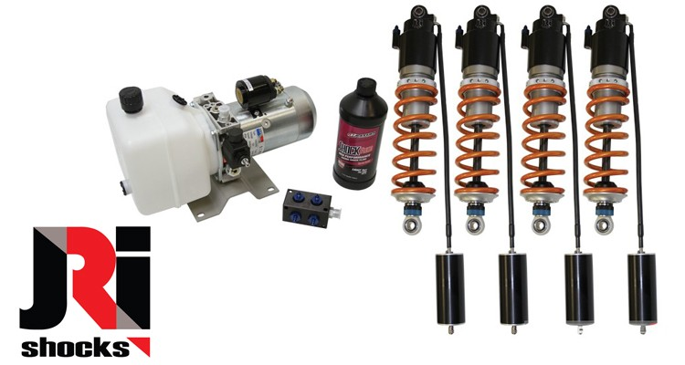 A Revelation In Suspension Technology From JRi Shocks!