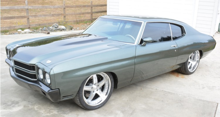 "March '15 Feature of the Month: Chris Wissing's 1970 Chevelle, ""Wissing's Wish"""