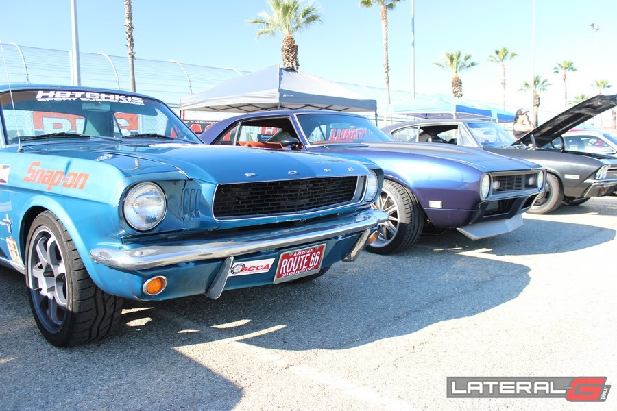 Which Pony car will win?