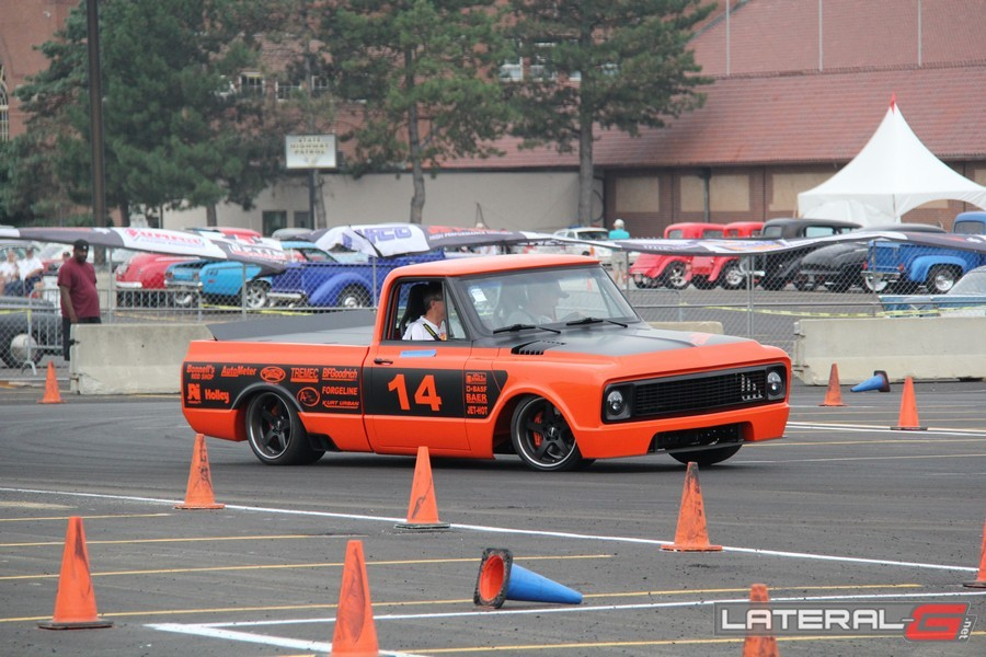 Orange Rush C10 Pro Touring Lateral G Bob Bertelson 31