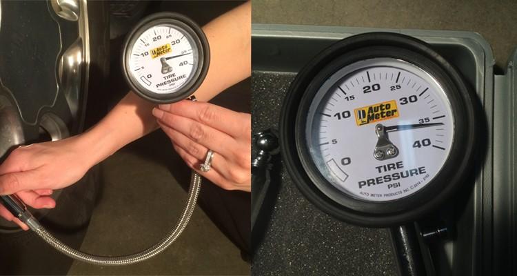 Auto Meter Tire Pressure Gauge Giveaway!