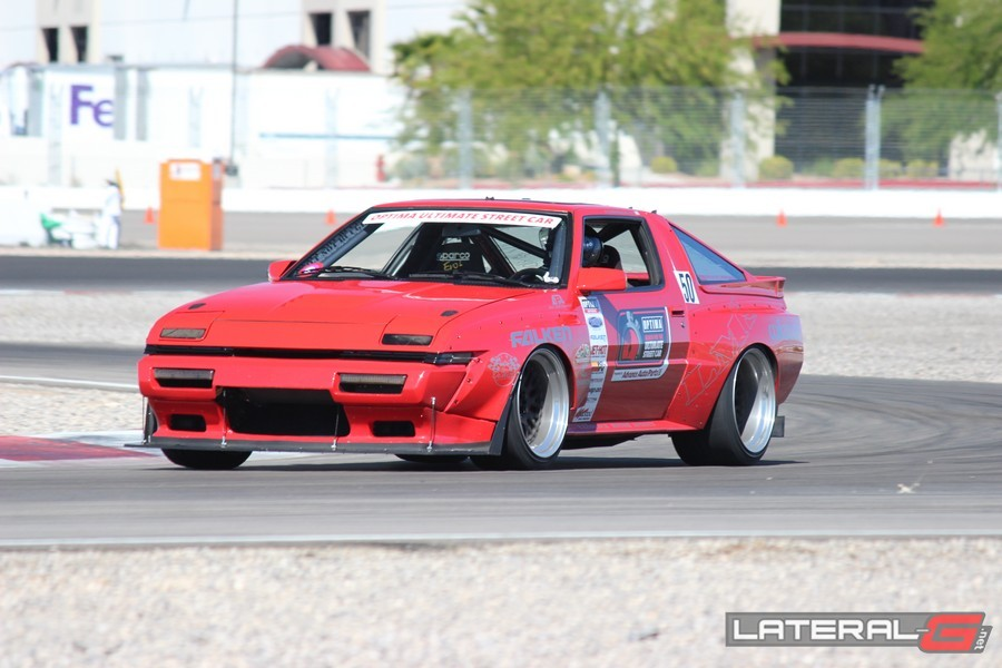 Optima Ultimate Street Car Challenge Las Vegas Lateral G Pro Touring 527