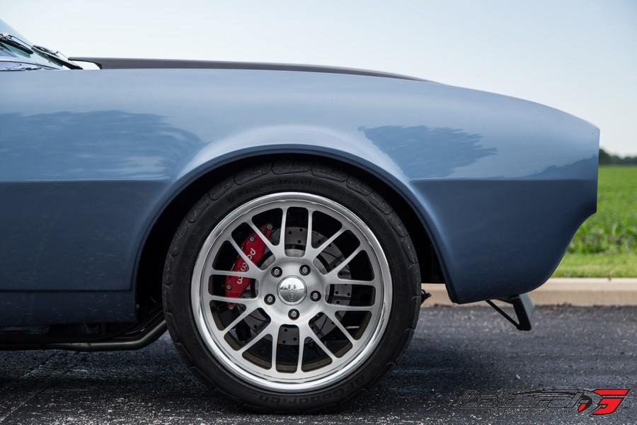 1968 Camaro Lateral G Boze TMI Products 05