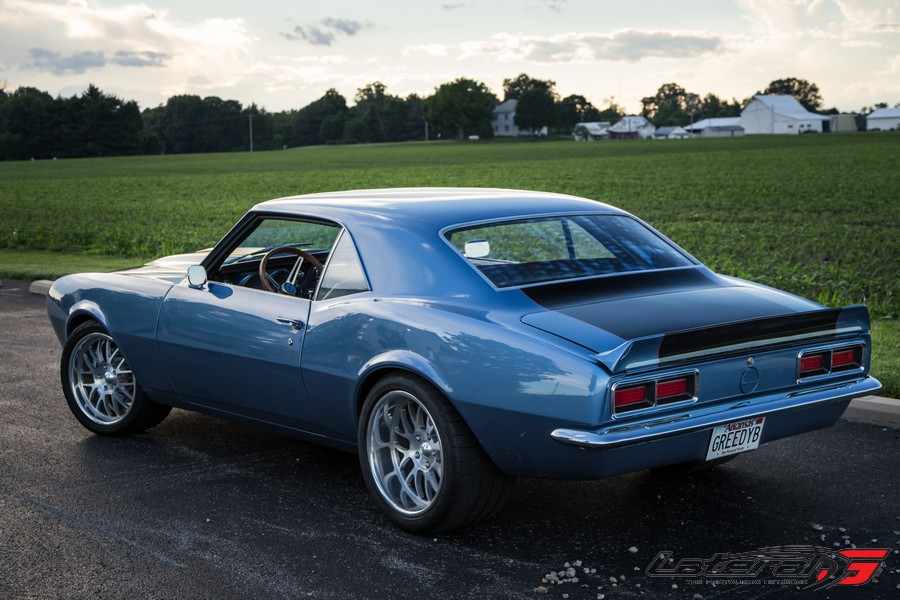 1968 Camaro Lateral G Boze TMI Products 34