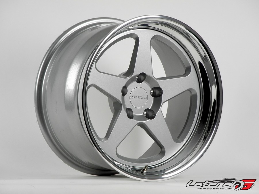 Forgeline Wheels CR3S LS3 RS3 FF3  01 Pro Touring Lateral G #