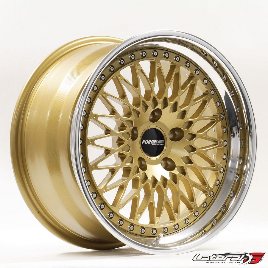Forgeline Wheels CR3S LS3 RS3 FF3  02 Pro Touring Lateral G