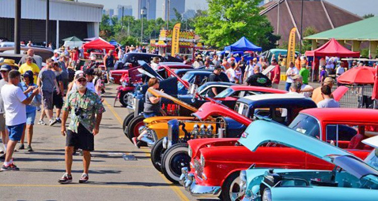 Crazy for Columbus! Goodguys 18th PPG Nationals Rewind