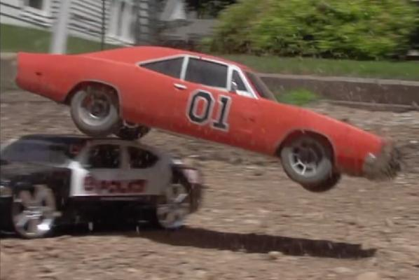 Tmcp 246 Rob Linton How To Make Your Own Jumping General Lee