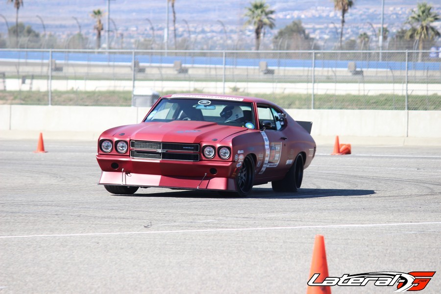 Tony G. all the way from Michigan was out kicking ass all weekend in his '70 Chevelle!