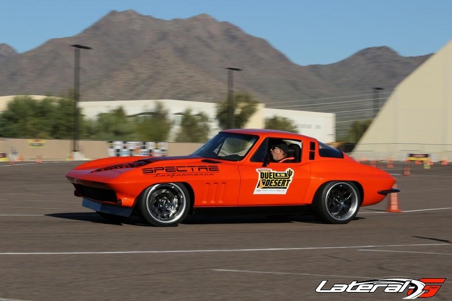 Good Guys Duel In The Desert Lateral G Pro Touring Scottsdale Arizona AZ 2015 00207