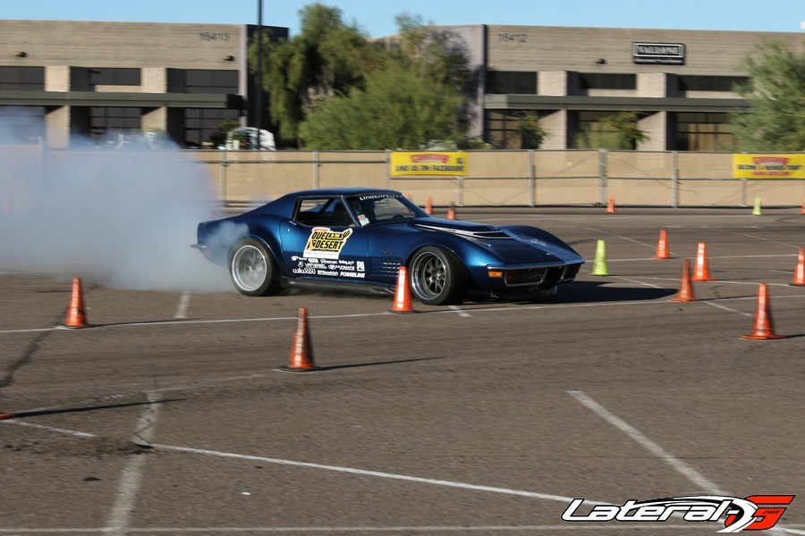Good Guys Duel In The Desert Lateral G Pro Touring Scottsdale Arizona AZ 2015 00345