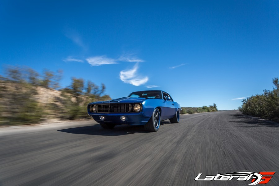 CR1 1969 Camaro Lateral G Pro Touring LS 045