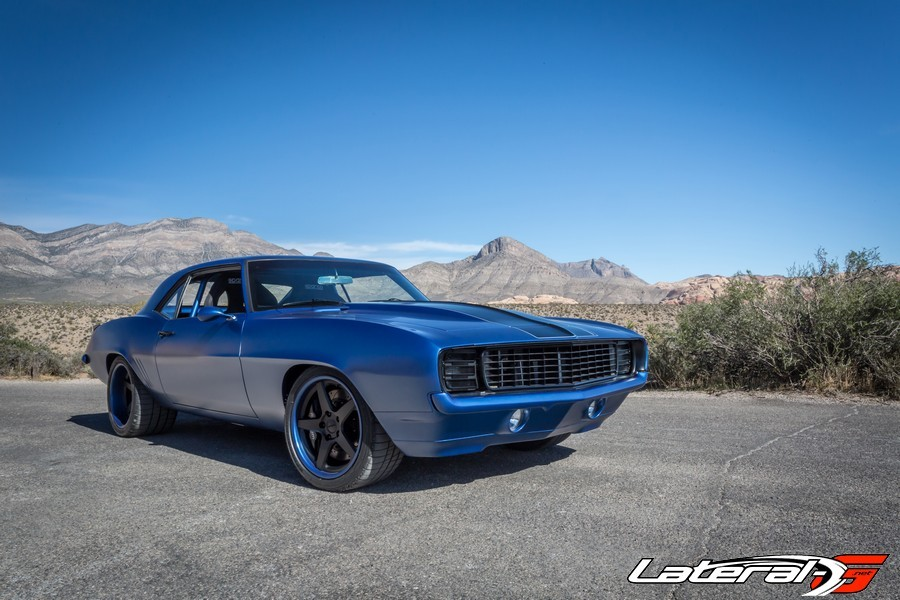 CR1 1969 Camaro Lateral G Pro Touring LS 054