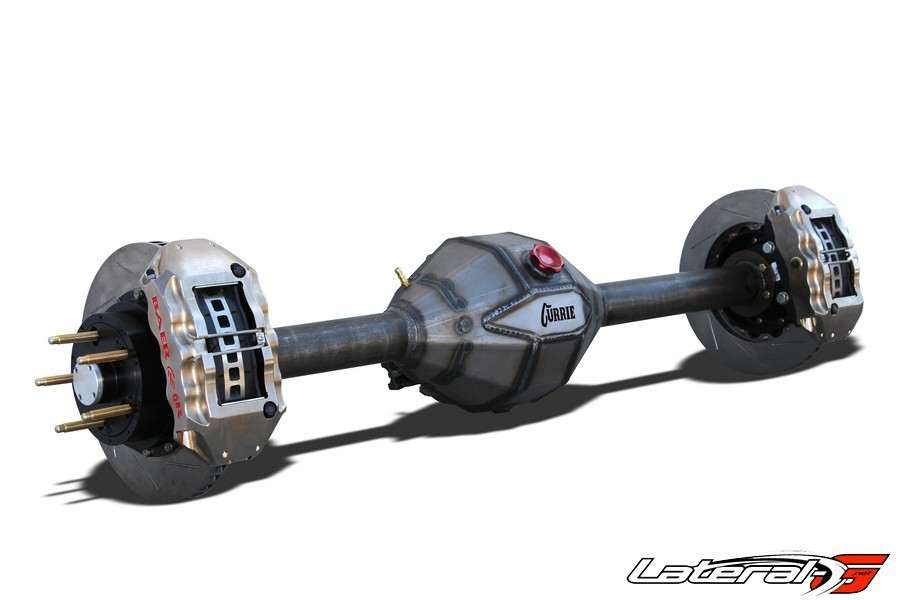 Full Floater Rearend Differential Baer Brakes 10