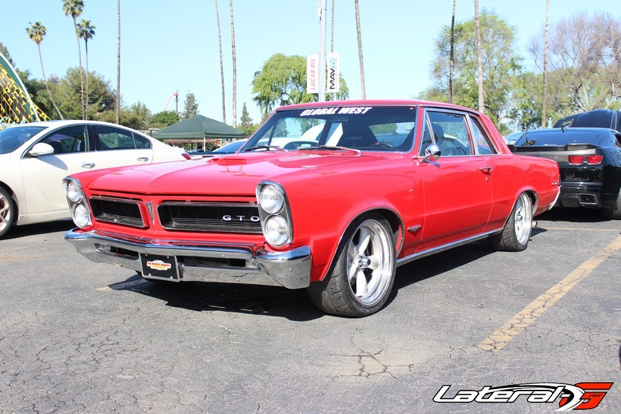The Global West Suspension GTO!