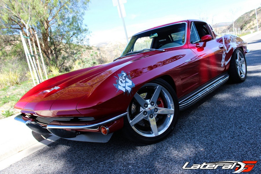 1964 Corvette Jane Thurmond Z06 LS  05