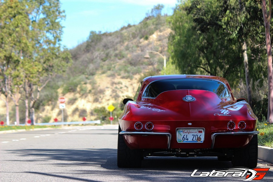 1964 Corvette Jane Thurmond Z06 LS  18