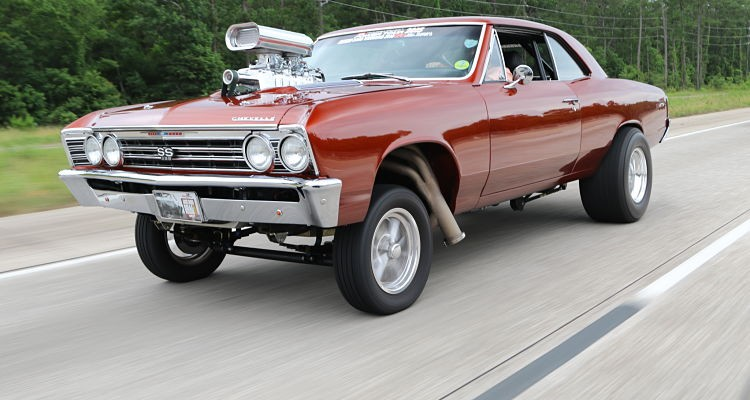When Did Pro Touring Become Synonymous With AutoCross?