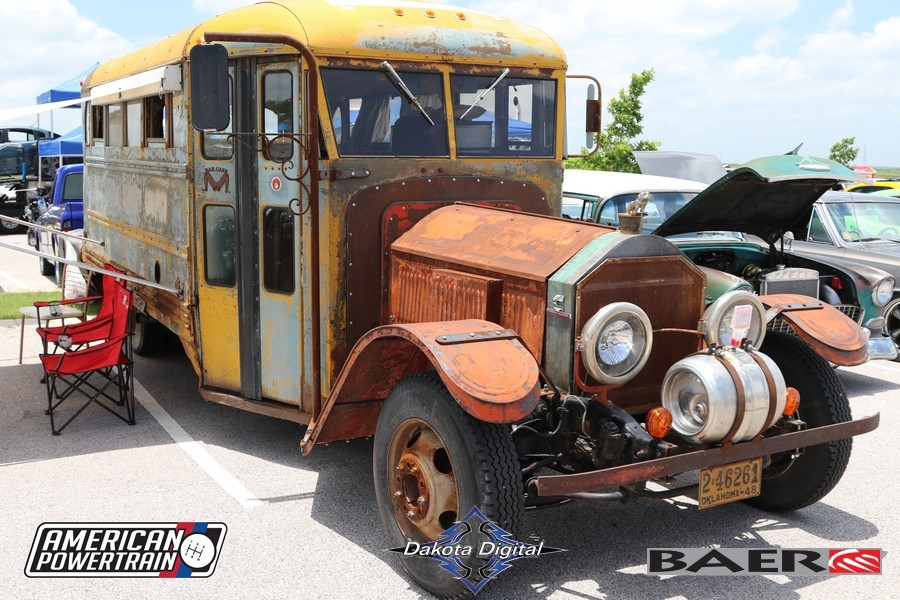 Hot Rod Power Tour 2016 Day Three Lateral-G COTA Circuit Of The Amercas 147